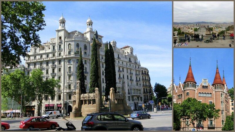Barcelone mai 2016