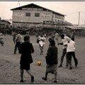 Place centrale de Kibera