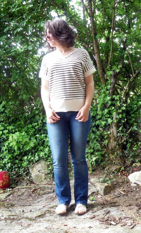 T-shirt marin (2)