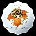 Macédoine chic et fromage blanc battu de c lignac