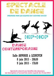 spectacle danse 8-9juin2013