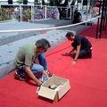 entretien du tapis rouge