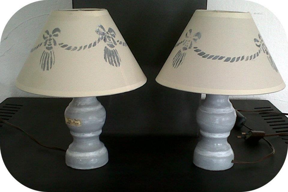 LAMPES APRES