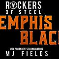 cover reveal rockers of steel - mj fields