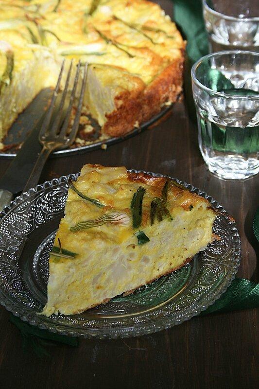 Gâteau de choufleur Minoucka passion culinaire 2