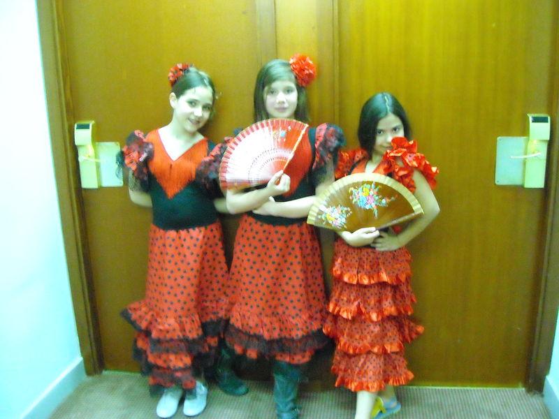 elles ne sont pas belles, nos espagnoles niçoises ?