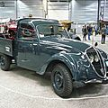 Peugeot 202 uh pick up 1948