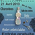 Autour du fil,  Charavines