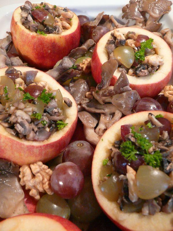 11 Viandes - Navarin d'agneau sauce vigneronne aux saveurs d'automne