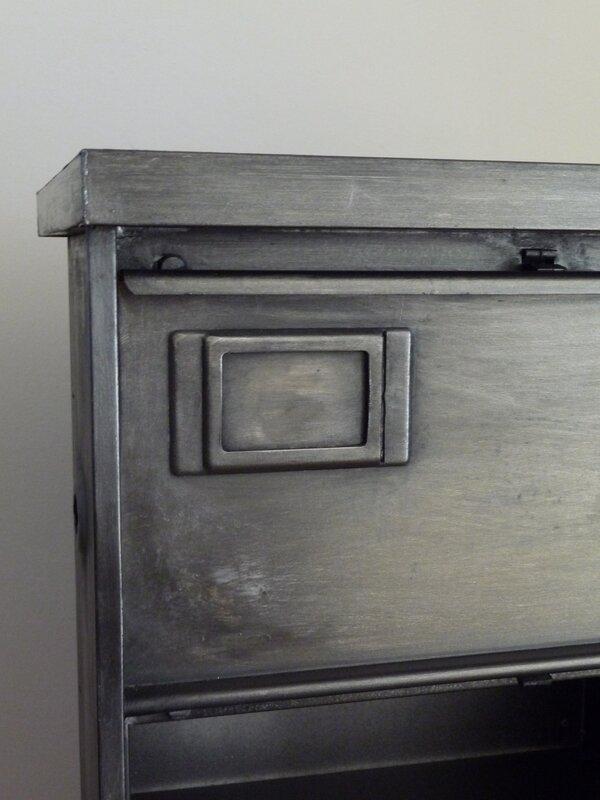 armoire clapet métal 2