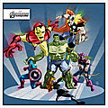 Avengers by Mys la colo !