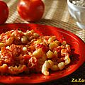 Baked Beans with Tomatoes