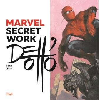 marvel secret work of dell'otto