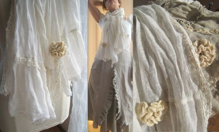 Nouvelle collection le blog d 39 antocharis - Vetement boheme romantique ...