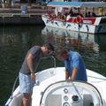 Vérif' bateau avant de partir