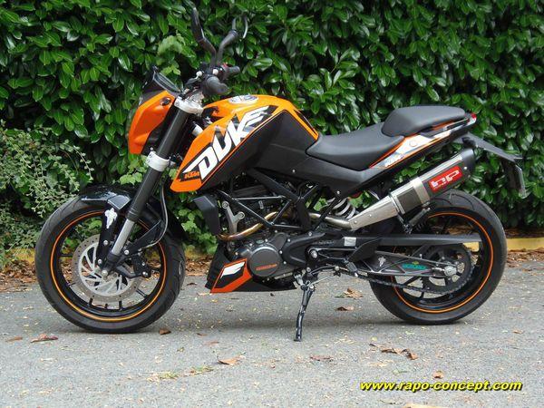 KTM 125 by Raspo Concept