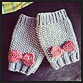 Tricot mitaines