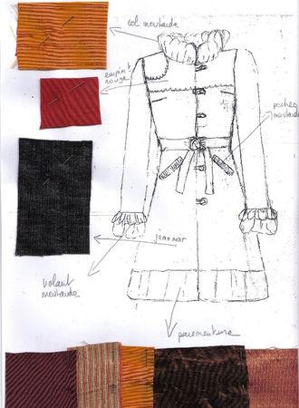 projet manteau