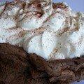 Nuage au chocolat