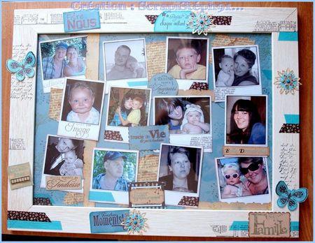 2011 10 - octobre cadre famille Amis