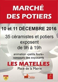Affiche Matelles 2016
