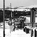 La neige à Maggelburg
