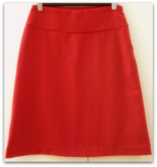 Red skirt burb (1)