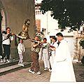 Les pèlerinages au fil des ans .....1997 avec