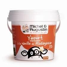 """Résultat de recherche d'images pour """"yaourt en pot michel & augustin"""""""