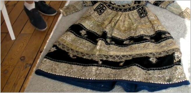 robe bretonne