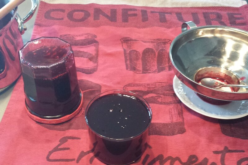 confiture de mûres - étapes de confection (15)