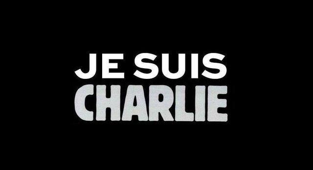 Je suis Charlie ...