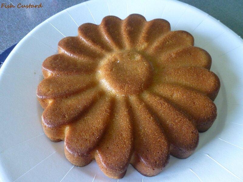 Gâteau au sirop d'érable et aux pommes (13)