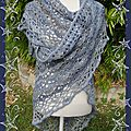 Mon netatelier d'ete - erratum : mon mystery shawl