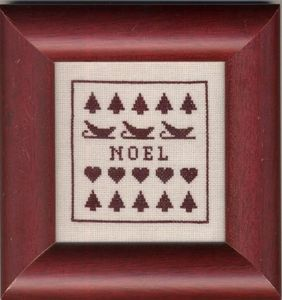 TableauMiniatureNoel