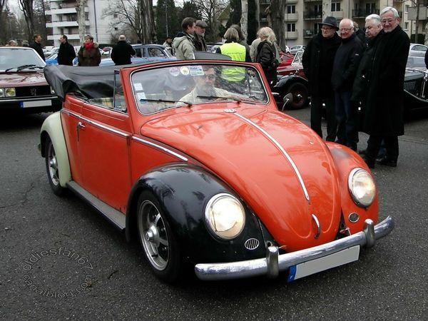 volkswagen coccinelle cabriolet 3