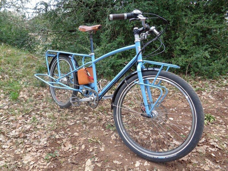 Vélo Bernard refait 4