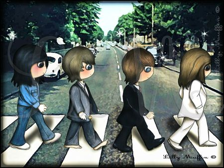 beatles petit