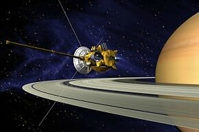 Cassini: La fin