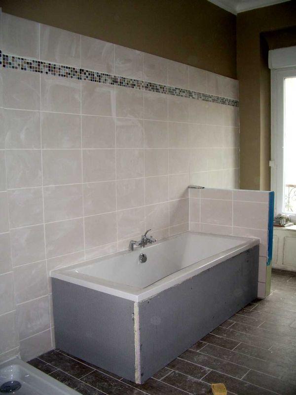 Pose tablier baignoire a carreler 28 images vaste for Pose d une baignoire d angle