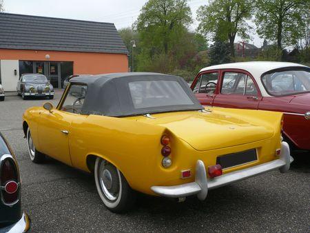 DB Le Mans cabriolet 1961 Achenheim (2)