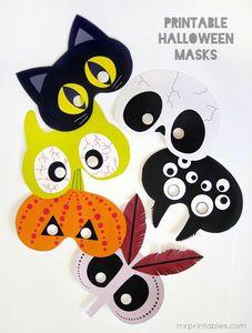 Halloween - Mr Printables