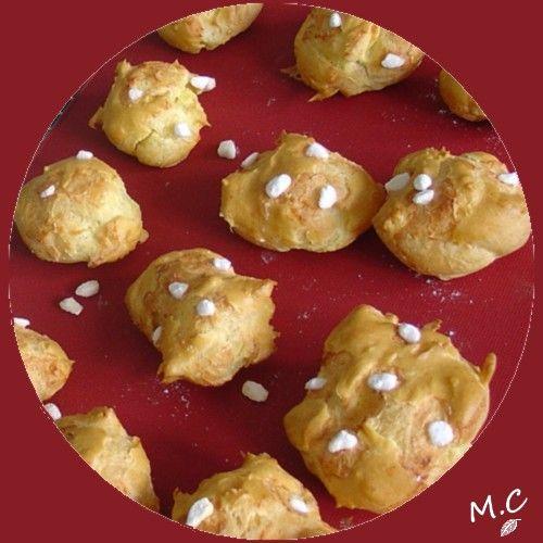 Chouquettes 2
