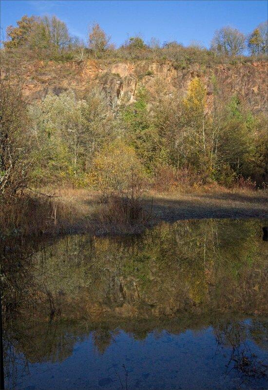 Carrière KM 1 reflets 191116