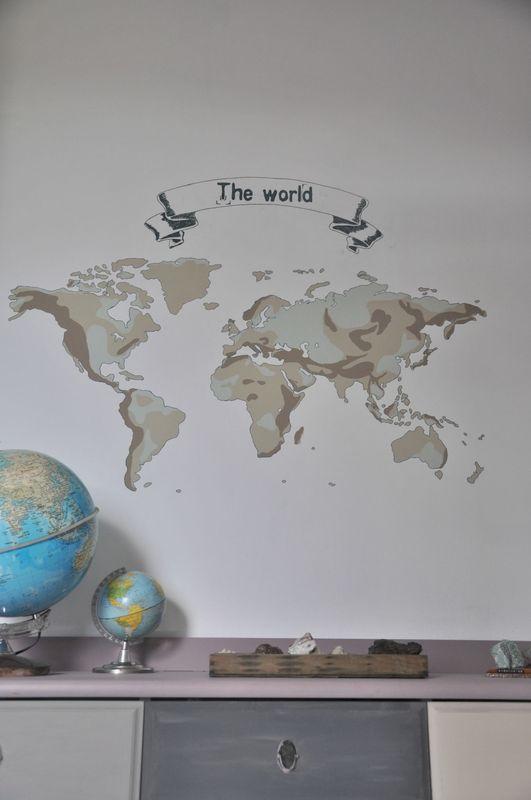 Peinture sur meuble et sur mur p ge blanche n 11 smile for Peindre couleurs sur un mur