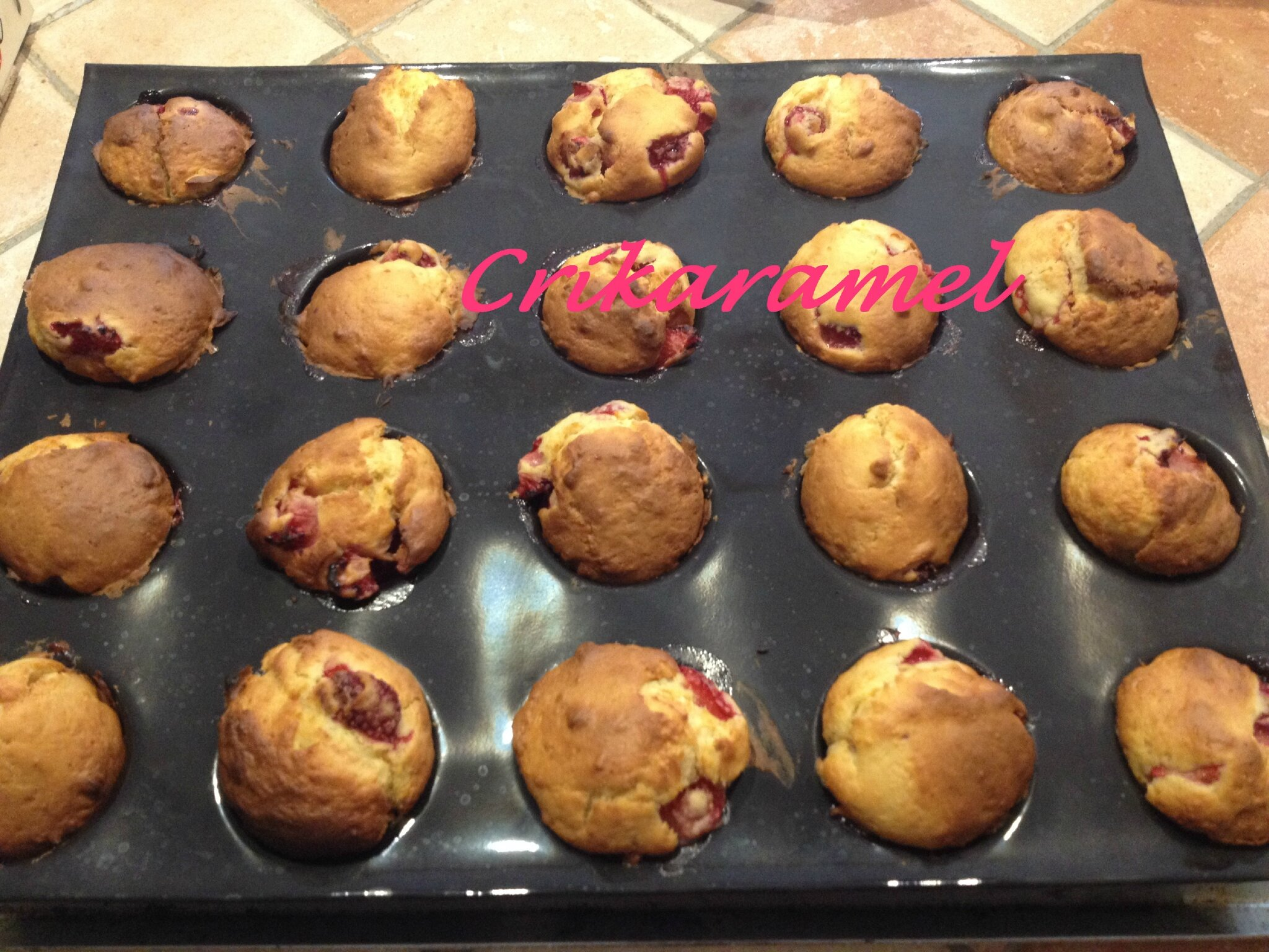 omelette au four facon muffins