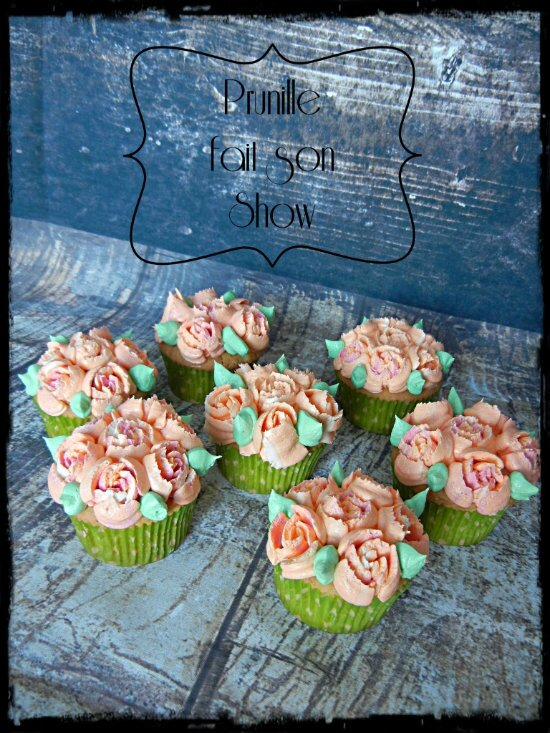 cupcakes roses fruit passion prunillefee2