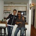 Danny P et Franck Riahi à NY