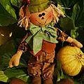 Eddy scarecrow