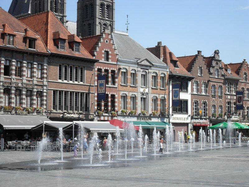 tournai grand place